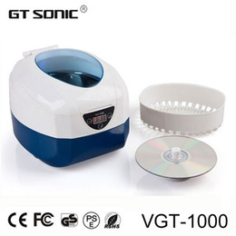 Wholesale Professional shaver head ultrasonic cleaner ml small business equipment for razor rings ultrasonic cleaning bath VGT