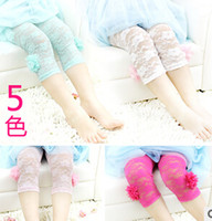 Leggings & Tights Girl Summer 2014 New Children's Leggings Tights Nice Fashion Legging Gril's Summrt Leisure Legging ,6 Sets Lot Z0613-20