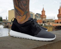 Wholesale 2014 New Hot New Athletic Roshe men s Run Shoes Running Shoes Sports Shoes for men massage with net shoes shipping size