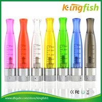 1.6ml   Ego GS H2 gs-h2 atomizer electronic cigarette e cigarette e cig h2 clearomizer rebuildable atomizers fit for ecig ego battery h2 vaporizer