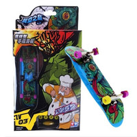 Wholesale Audi Double Diamond Wings top of an empty finger skateboard athletics Mirage Behind
