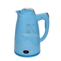 Wholesale 220V L Stainless Steel Super Capacity W Auto Power Off Electric Kettle Water Heater Canteen Thermos With Heat Preservation Function