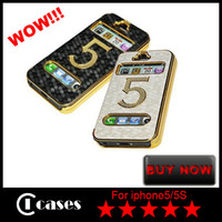 Cheap For Apple iPhone iPhone5 Case Best Leather White iPhone 5s Case
