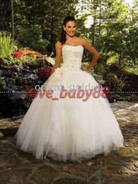 Wholesale Quinceanera Embroidery Dress Prom Ball Evening Gowns Custom A line sleeveless size hot New Sexy
