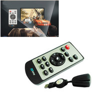 Wholesale Useful Wireless Mini Remote Controller with Air Mouse for Tablet PC IPTV WinDVD Support Win2000 Win MCE WinXP Android Linux Etc