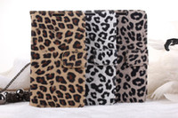 For Galaxy S5 Leopard Flip PU Wallet Leather Case Cover With...