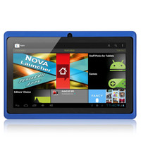 Wholesale inch Tablets Android A13 Cortex A8 GHz Tablet PC Blue