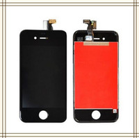 Wholesale Pretty Fair For iphone S Full Complete LCD Screen Front Display Digitizer Glass Screen Black amp White