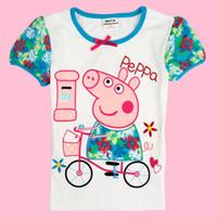 Cheap Boy girls shirts Best Summer Standard girls t shirts