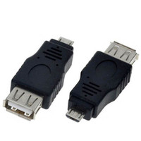 For Samsung adaptor for kindle - OTG to Micro USB Connector Adaptor A to Micro B Female Male Adapter OTG Host Kindle Fire HD Nexus Galaxy S3 S4