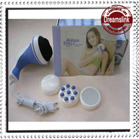 Wholesale Push the fat massage device vibration massager Scrapping Slimming multi functional according to the ground and massage stick push the fat