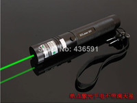 Cheap 2015 The latest green laser pointer 20000mw 20w 532nm high power focusable can burn match,burn cigarettes,pop balloon,laser 301