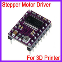 Cheap 5pcs lot StepStick DRV8825 Stepper Motor Driver Carrier Reprap 4 Layer PCB Board For 3D Printer