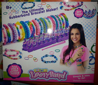 Rainbow Loom Kit The Ultimate Rubberband Bracelet Maker DIY ...
