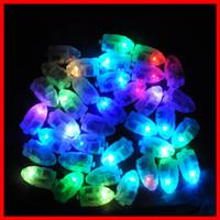 Christmas   Free shipping 50pcs lot flash LED ballon light,color changing Balloon lamp for Paper Lantern Balloon wedding party decor