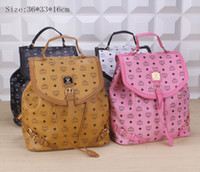 Wholesale 91131 Backpack Kinds Color New STYLE Michaels mk bags women MCM fashion summer spring chain bag Shoulder Bags women leather hand