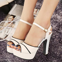 ladies shoes size - sexy white sandals wedding shoes red sole sexy women high heel sandals sweet ladies shoes size to