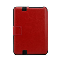 Wholesale PU Protective Leather Cover Stand Case for Amazon Kindle Fire HD quot Inch Tablet With Screen Protector and Stylus