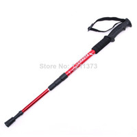 Trekking Poles Yes Rubber Tip CHAOTA Free Shipping Walking sticks outdoor hiking pole hiking ultra-light aluminum alloy (note the color in the order sheet)