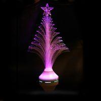 Wholesale 2pcs E27 Multi Colors Changing Christmas Tree Shape LED Decoration Light LIF_A01