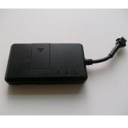 / GPRS / GPS del coche perseguidor del vehículo Quad Seguimiento envío de la gota en tiempo real GSM Banda dispositivo TK08 Mini GPS en tiempo real del GPS del coche con la caja al por menor
