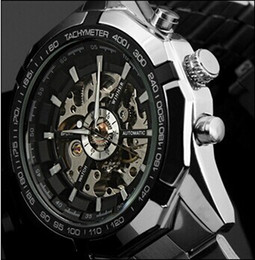 2019 New Winner Luxury Sport Clock Men Automatic Watch Skeleton Military Watch Mechanical Relogio Male Montre Watch Mens Relojes