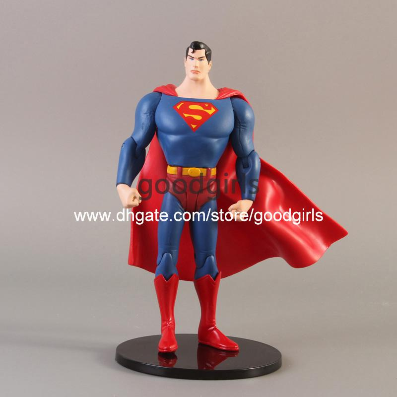 Best Superman Toys And Action Figures For Kids : Best quality promotion toys new dc comics superman super