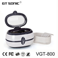 Accept ultrasonic cleaner - GT SONIC VGT small ultrasonic bath cleaner jewelry ultrasonic cleaner ml k Hz W