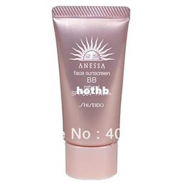 Wholesale Japan Brand Anessa Face Sunscreen UV BB Cream Natural SPF50 PA g