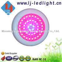 IR,Red,Orange,Blue,UV,White ufo led grow light - 135W UFO led grow light full spectrum for medical plant years warranty