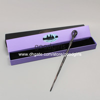 Wholesale Harry Potter Magic Wand Delacour Cosplay Magical Wand New in Box High Quality Christmas Gifts HPFG011