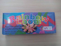 Rainbow Loom Bands Loom Kit Rubber Bands Wrist Bracelet (600...