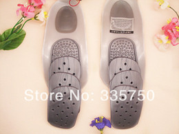 Wholesale Walking fit platinum orthopedic Insoles Size G multiple therapy and massager insoles pair by china post air