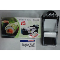 Stainless Steel Sushi Tools Sushi Molds MAGIC ROLL PERFECT ROLL-SUSHI Kitchen Tool Gadget as seen on 1PCS LOT