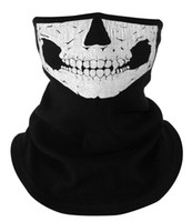 Wholesale WINDMASK Ski Snowboard Biker Ghost Ski Full Face Mask call of duty Cosplay Skull Face Motorrad Mask Windmask outdoor cycling
