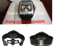 Sport Men's Auto Date Hot sale mens watches 100 XL BLACK CARBON Box & Papers Automatic Watch Watch famous brand watches men watch