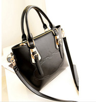 Wholesale 2014 New Arrival Genuine Leather Fashion Luxury Lady Ladies Women s Messenger Bags Woman Shoulder Handbag Bag