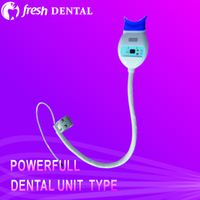 Wholesale Teeth whitening device lamp Professional lights apply to dental chair or desktop whitening cream