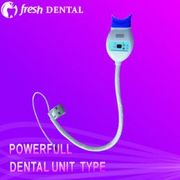 Wholesale LED Teeth Whitening Lamp Teeth whitening device lamp Professional lights apply to dental chair or desktop whitening cream