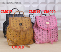 Wholesale 1311 Hot Sell Backpack Kinds Color STYLE bags women MCM fashion summer spring chain bag Shoulder Bags women leather handbags bags