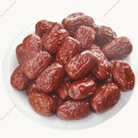 Wholesale 500g Green nature food Chinese red Jujube Premium red date Dried fruit