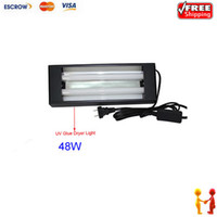 Wholesale Retail W UV Gel Machine Lamp Light Bulb Tube for Nail Dryer and UV glue dryer tubes inside