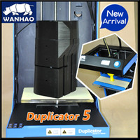 wanhao 300mm/s 305*205*605mm Wanhao Duplicator 5 largest bulid 3d printer in the world