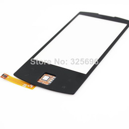 Wholesale-For Garmin Asus A50 touch screen with digitizer Free shipping ,Black