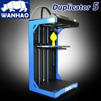 wanhao 300mm/s 305*205*605mm Duplicator 5 3d steel printer rapid prototyping