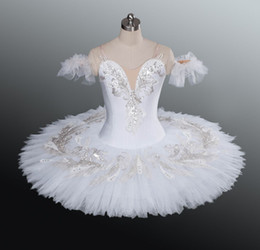 2014 New Arrival!White Swan Ballet Tutu,girls Classical ballet tutu,professional ballet tutu for performance or competition,tutu dance
