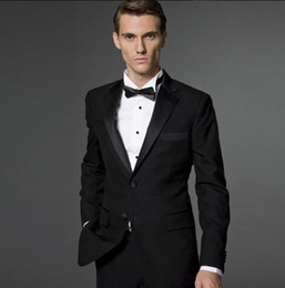 Wholesale Hot Sale two Button sides vented Wool suit Tuxedo Men s Suit Jacket and Pants