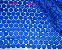 Wholesale africa cord lace fabric