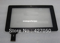 Wholesale quot Ainol novo7 novo ELF elf tablet multi touch screen digitizer touch panel glass Replacement code N3626A A00 V1 Free Sh