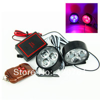 Code Reader For BMW Autel Free shipping wireless remote control 2 pieces lot powerful car auxiliary light auto grille strobe light bumper fog lamp